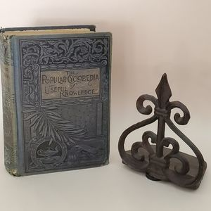 The Popular Cyclopedia of useful knowledge book